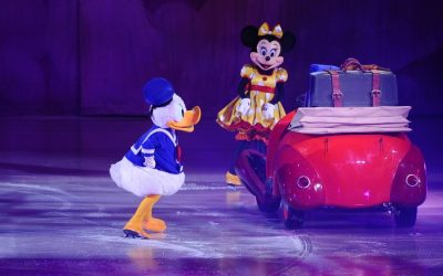 Tips for Disney on Ice with Kids